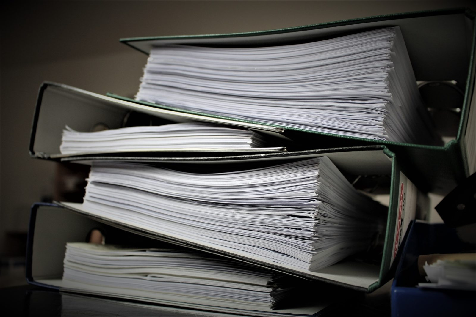 Learn why paper documents are less secure than digital records.