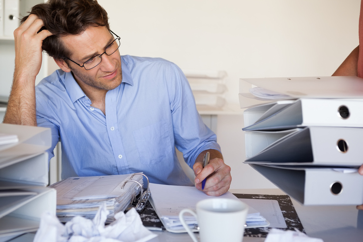 Take a look at these easy ways to reduce paper consumption in your office.