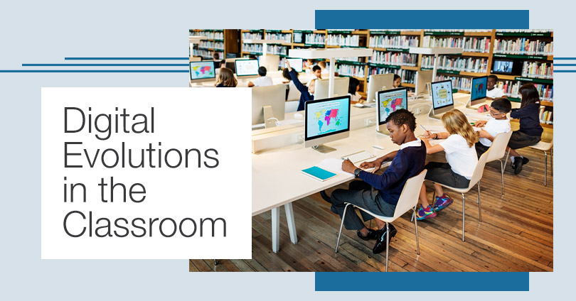 Digital Evolutions in the Classroom | Micro Records